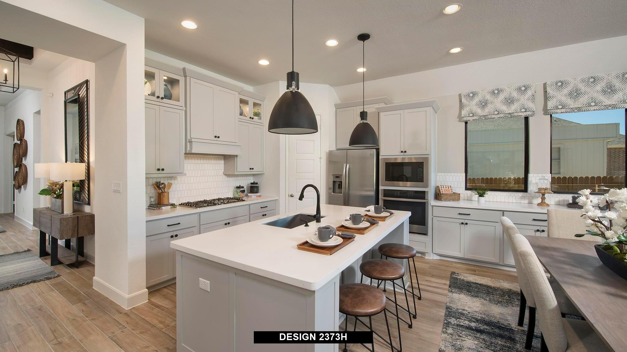Kitchen featured in the 2373H By Perry Homes in Dallas, TX