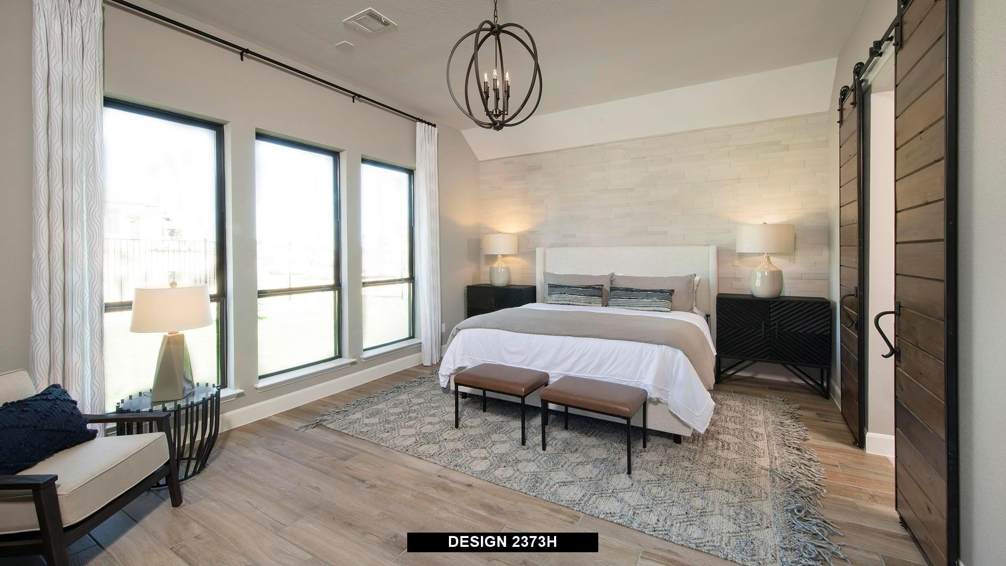 Bedroom featured in the 2373H By Perry Homes in Dallas, TX