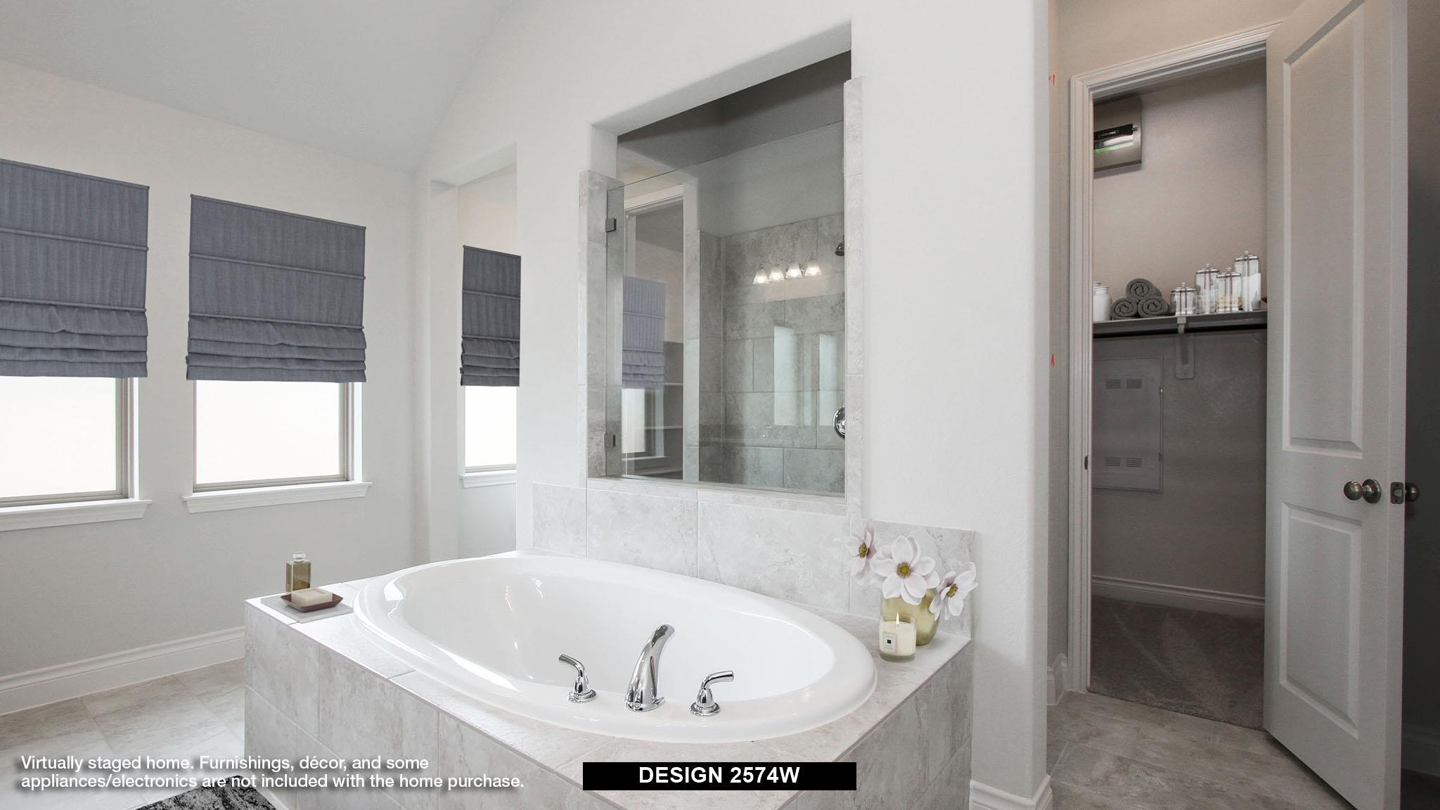 Bathroom featured in the 2574W By Perry Homes in Dallas, TX