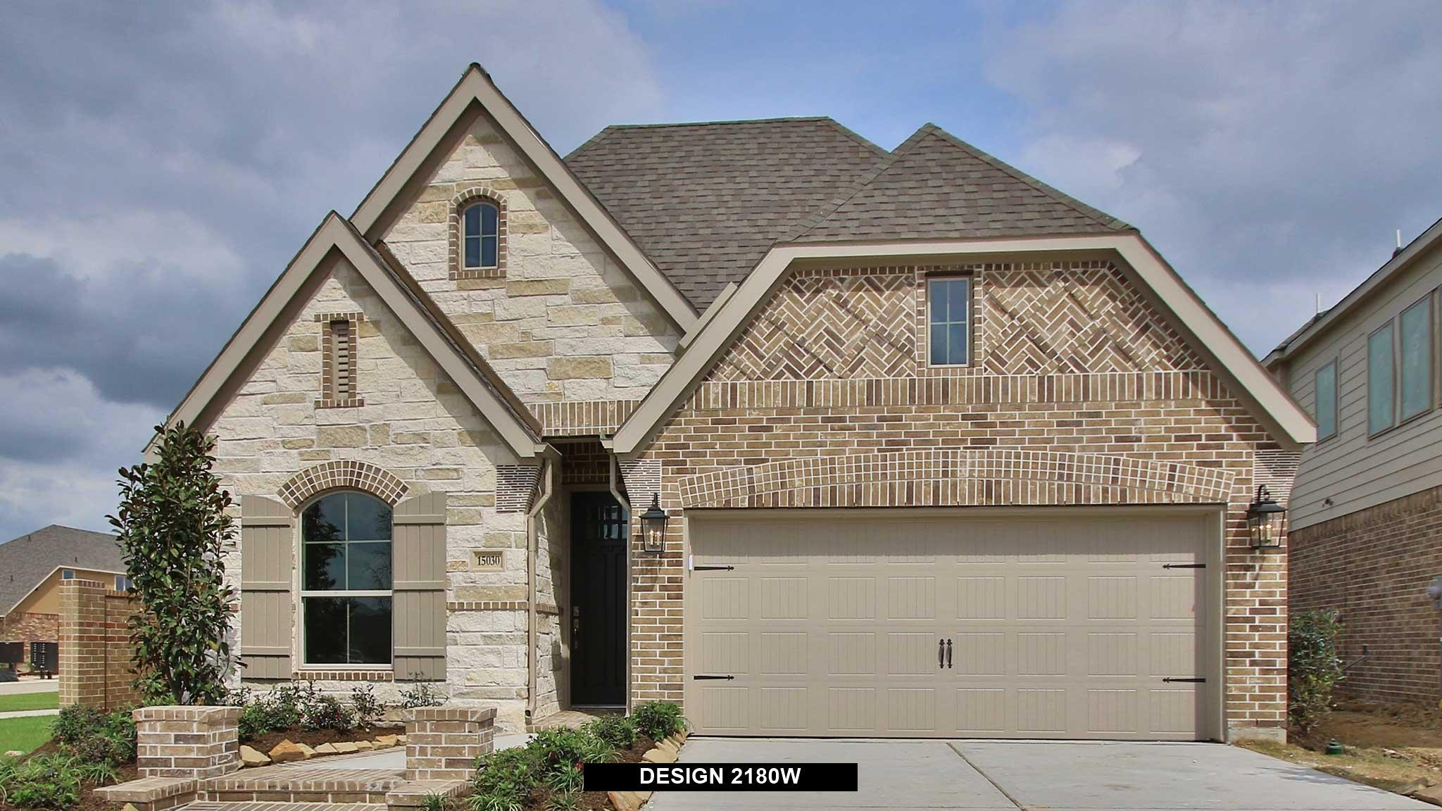Exterior featured in the 2180W By Perry Homes in Dallas, TX