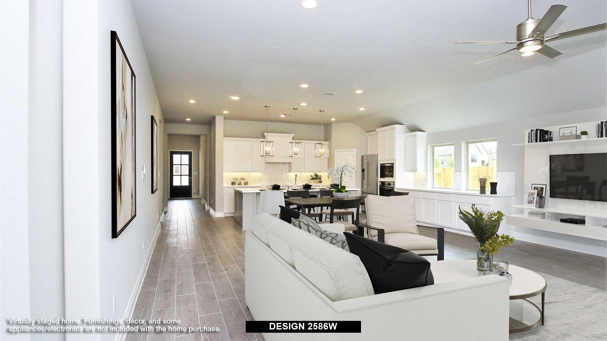 Living Area featured in the 2586W By Perry Homes in San Antonio, TX