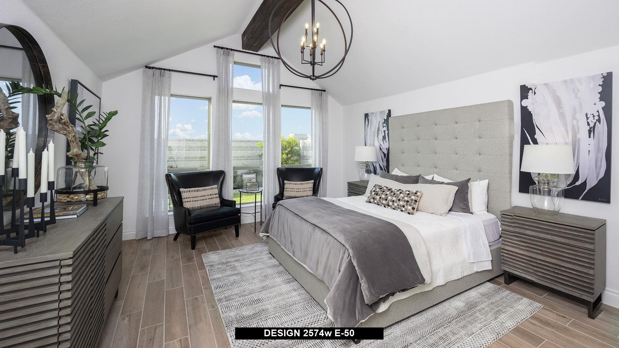 Bedroom featured in the 2574W By Perry Homes in Dallas, TX