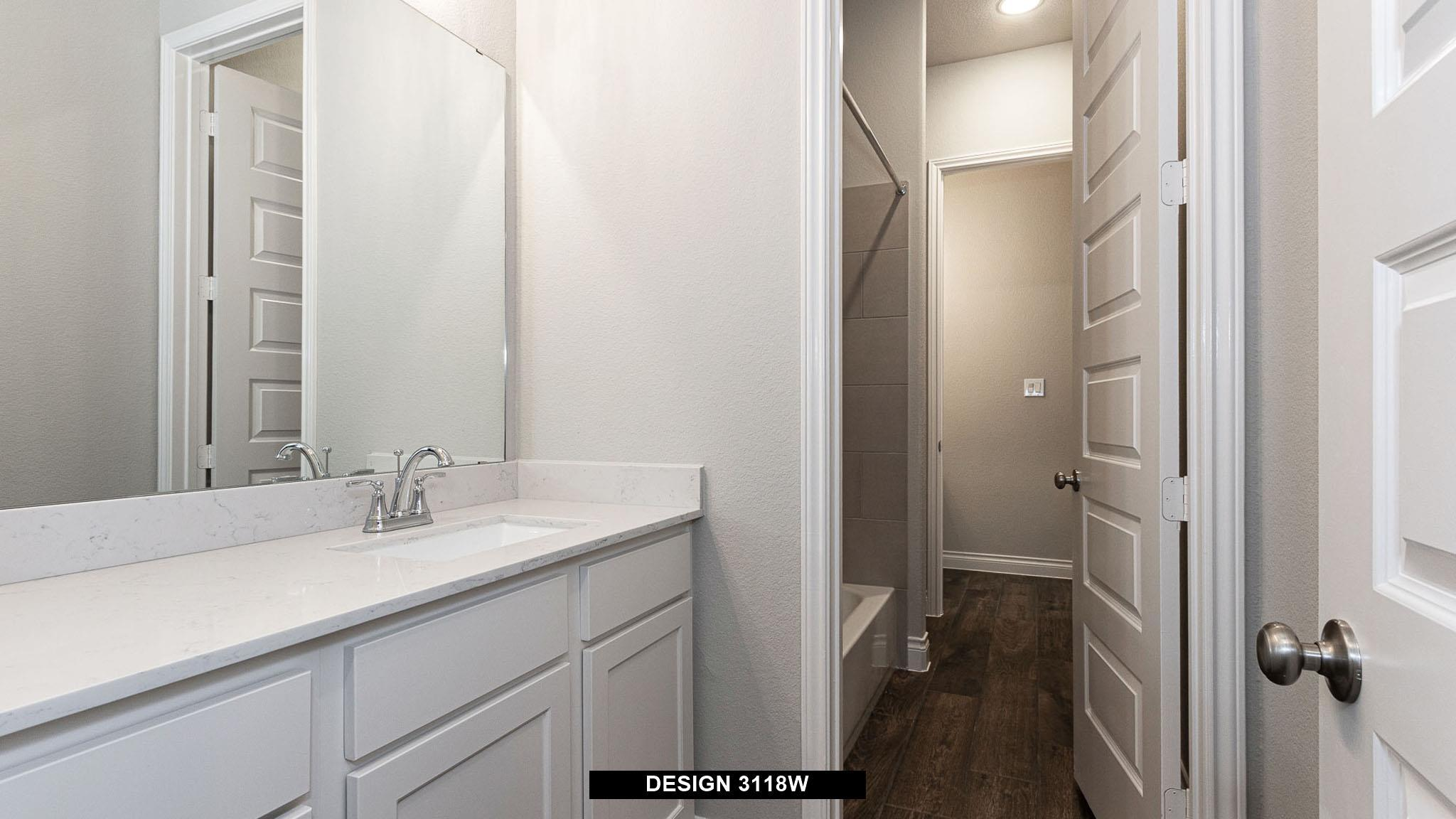 Bathroom featured in the 3118W By Perry Homes in Houston, TX