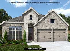 1984W - Bridgeland 45': Cypress, Texas - Perry Homes