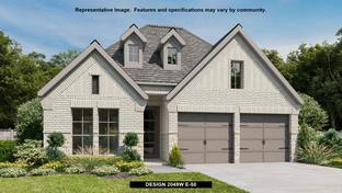 2049W - The Groves 45': Humble, Texas - Perry Homes