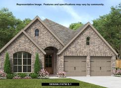 2187W - Aliana 50': Richmond, Texas - Perry Homes
