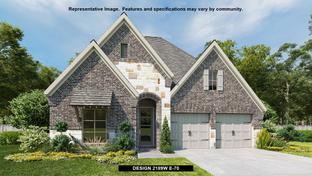 2189W - Meridiana 50': Iowa Colony, Texas - Perry Homes