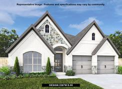 2267W - NorthGrove 50': Magnolia, Texas - Perry Homes