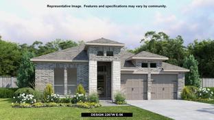 2267W - Meridiana 50': Iowa Colony, Texas - Perry Homes