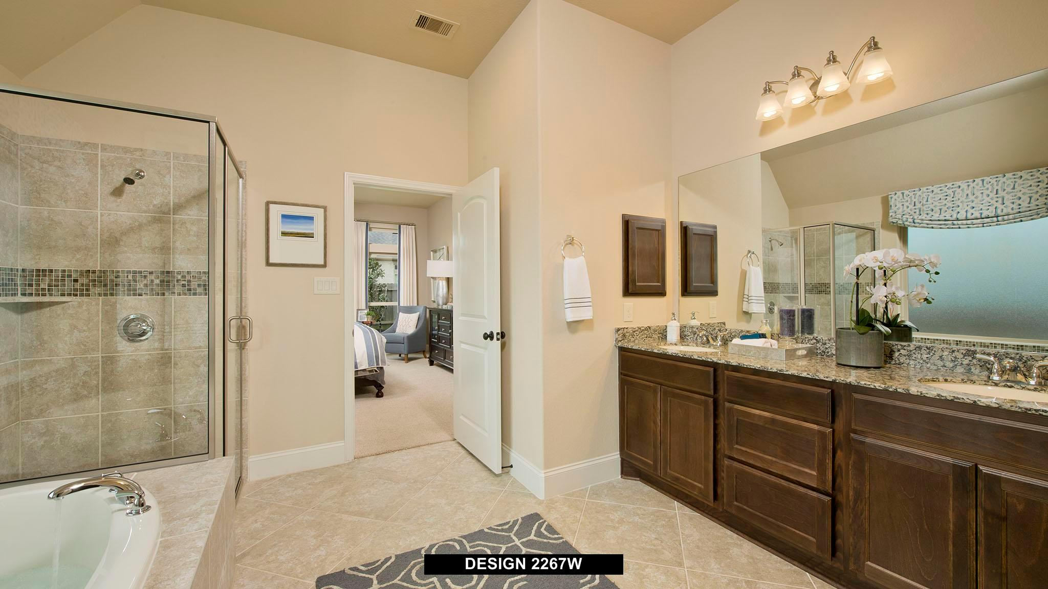 Bathroom featured in the 2267W By Perry Homes in Dallas, TX