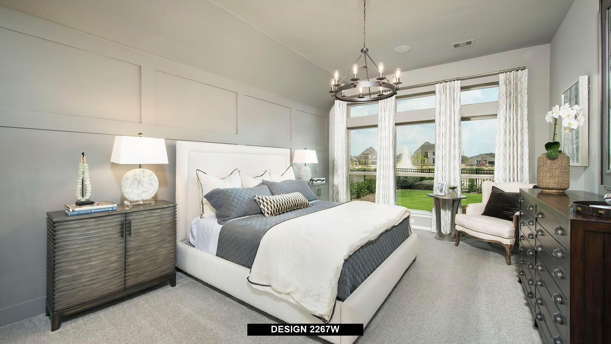 Bedroom featured in the 2267W By Perry Homes in Dallas, TX