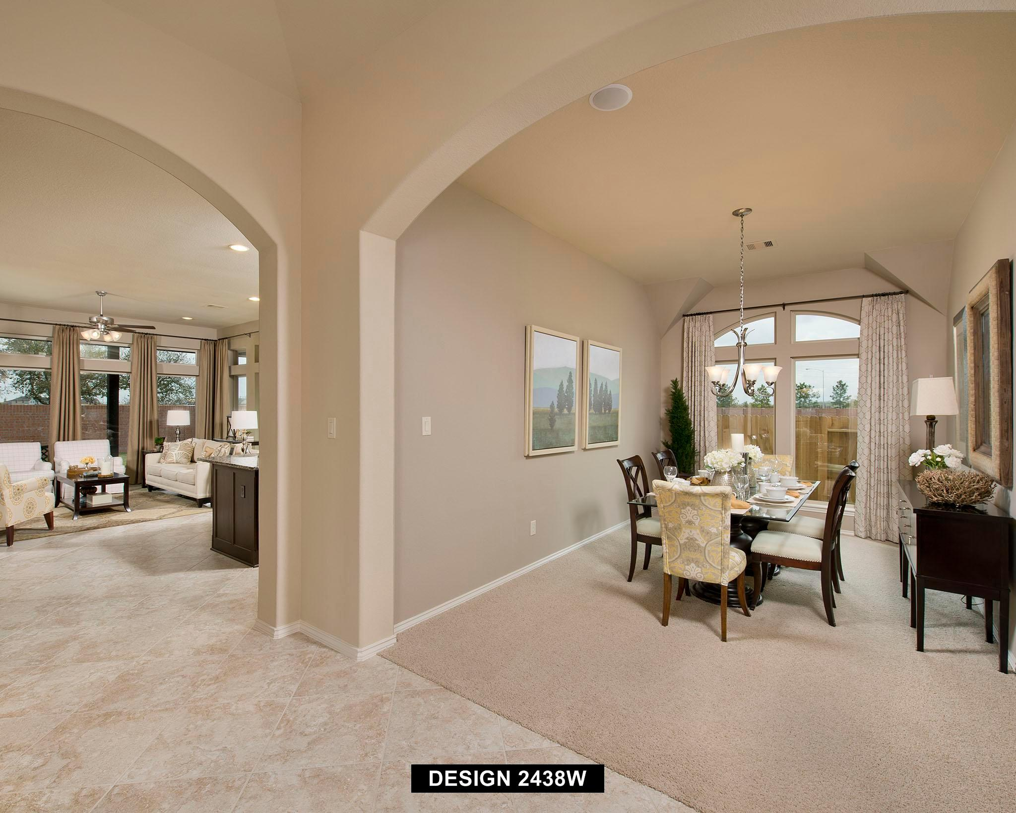 Living Area featured in the 2438W By Perry Homes in Houston, TX