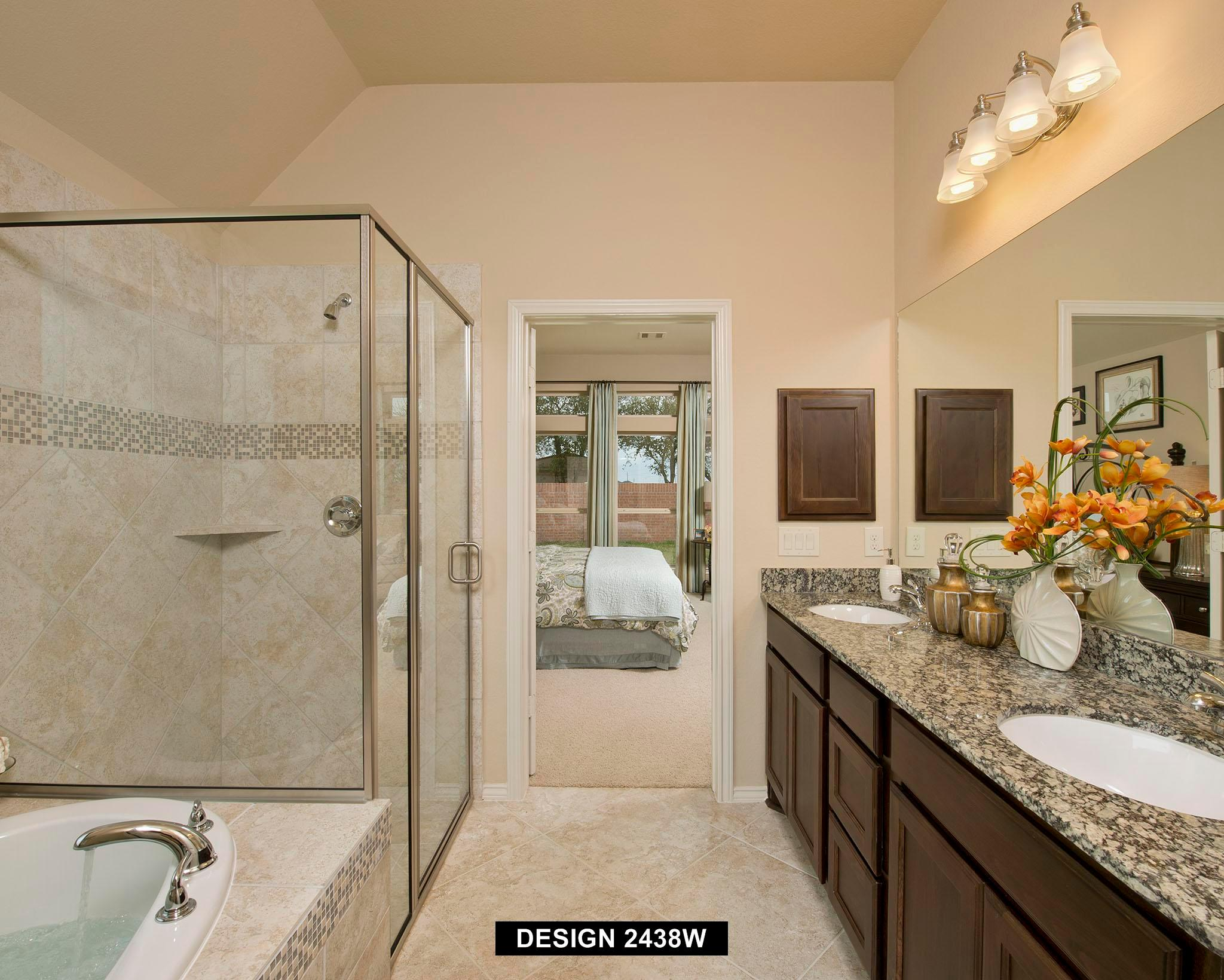 Bathroom featured in the 2438W By Perry Homes in Houston, TX