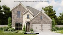 Prairie Oaks 45' by Perry Homes in Dallas Texas