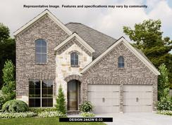 2442W - Prairie Oaks 45': Oak Point, Texas - Perry Homes