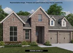 2476W - Fronterra at Westpointe 50': San Antonio, Texas - Perry Homes