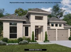 2476W - Meridiana 50': Iowa Colony, Texas - Perry Homes