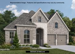 2476W - Balmoral 50': Humble, Texas - Perry Homes