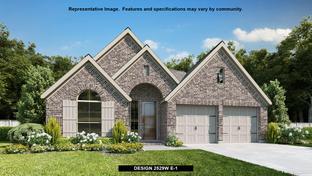 2529W - Homestead 65': Schertz, Texas - Perry Homes