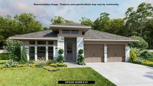 2529W - Sienna 50': Missouri City, Texas - Perry Homes