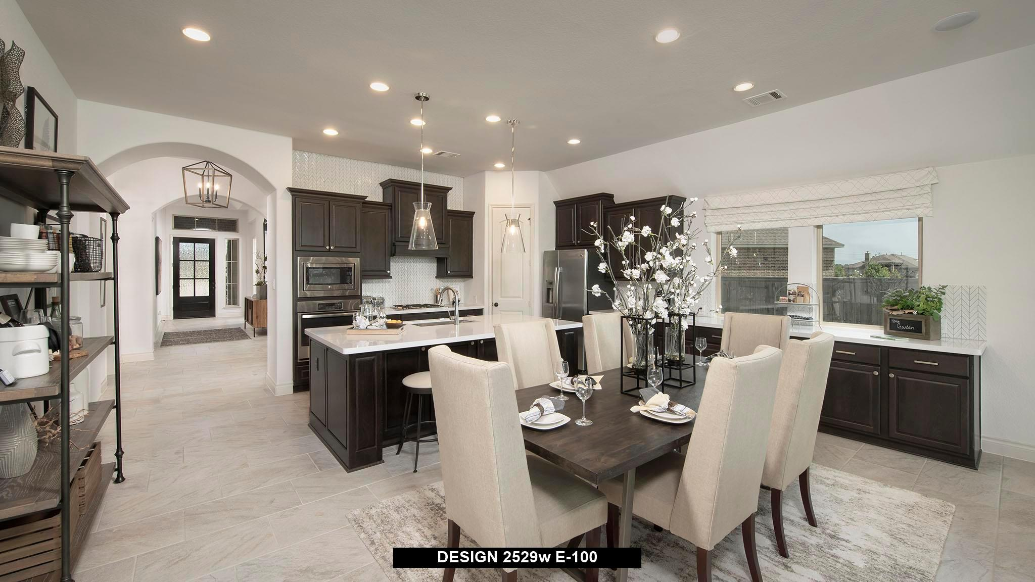 Kitchen featured in the 2529W By Perry Homes in Houston, TX