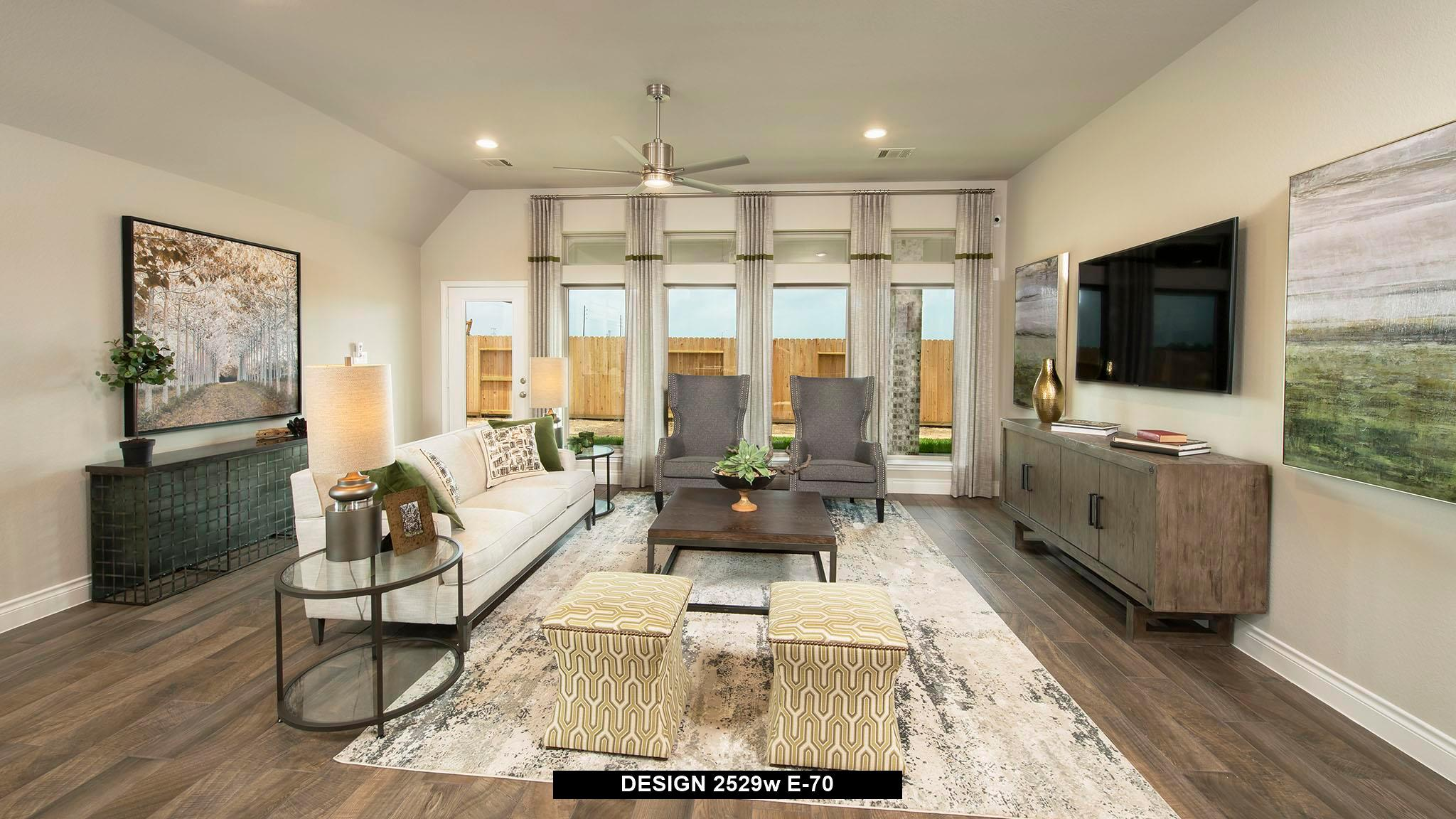 Living Area featured in the 2529W By Perry Homes in Houston, TX