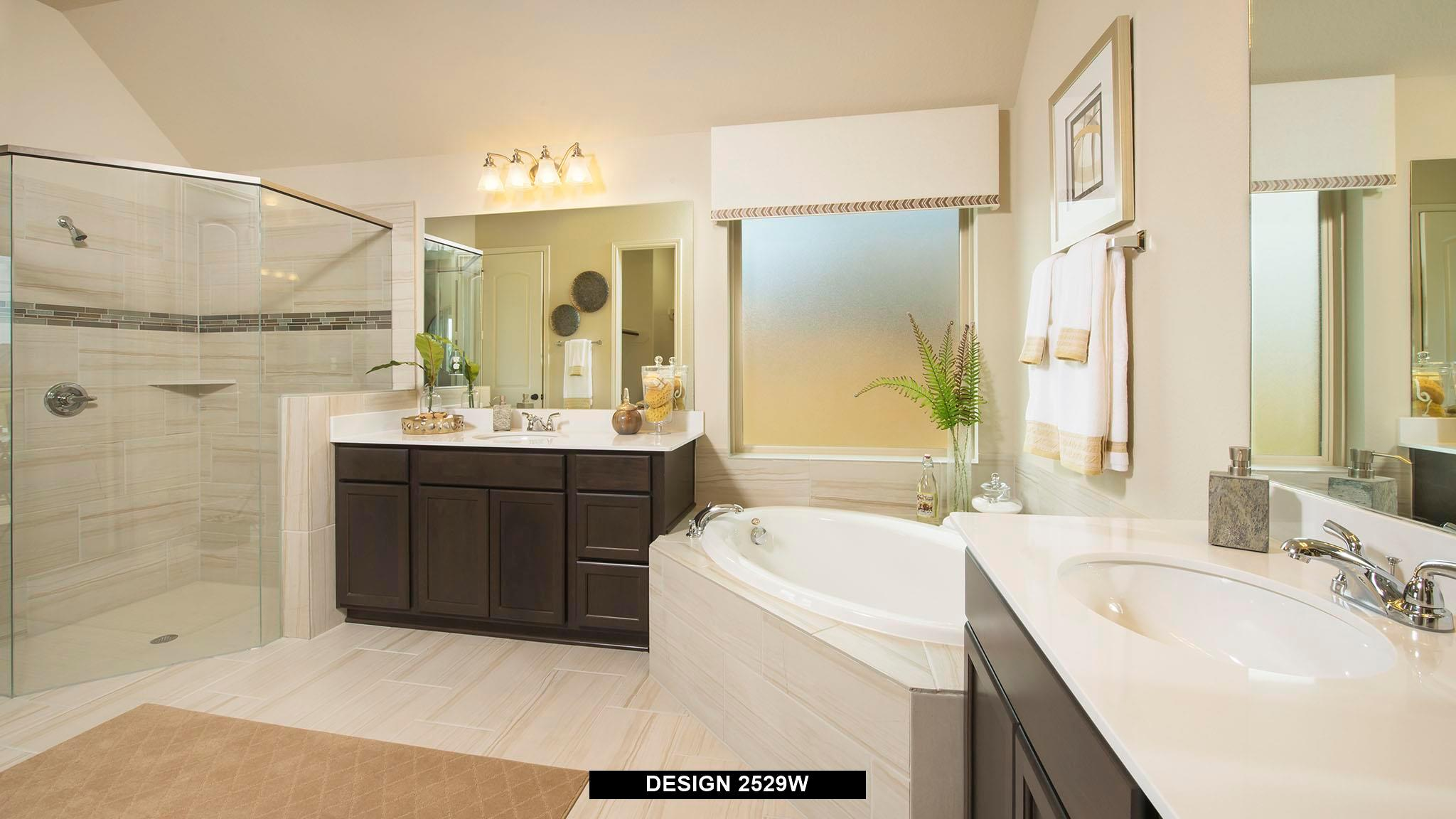 Bathroom featured in the 2529W By Perry Homes in Houston, TX