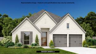 2589W - Aliana 50': Richmond, Texas - Perry Homes