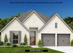 2589W - Anthem 50': Kyle, Texas - Perry Homes