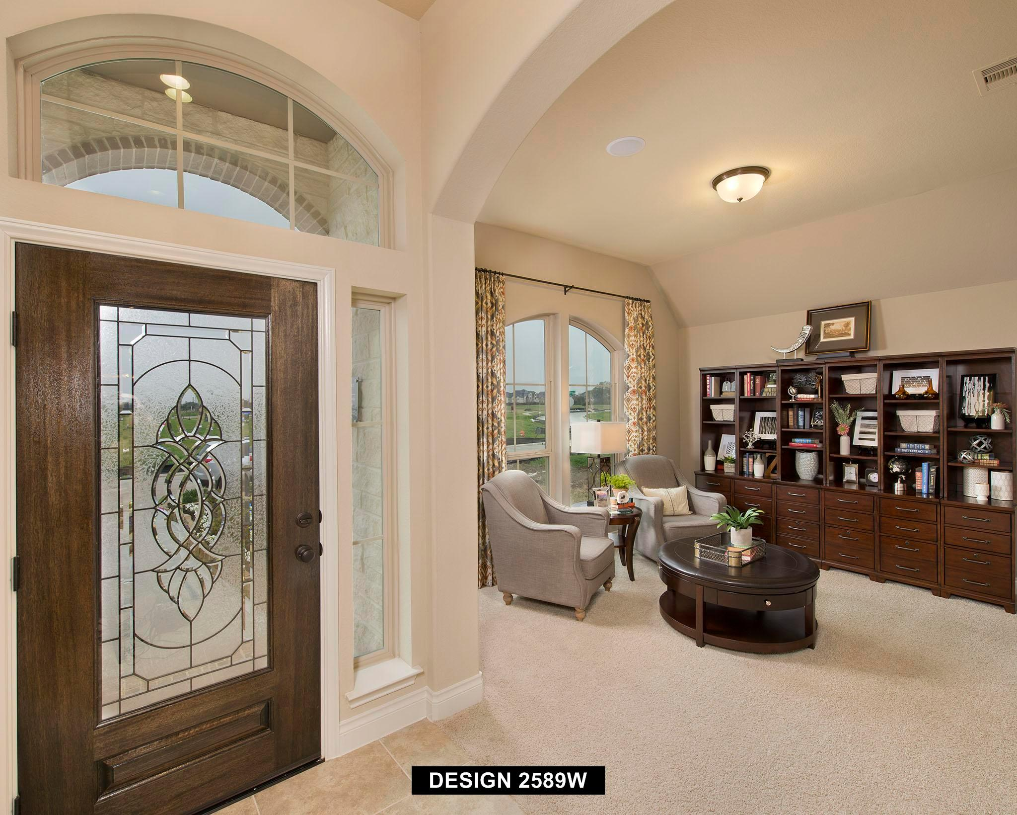 Living Area featured in the 2589W By Perry Homes in Houston, TX