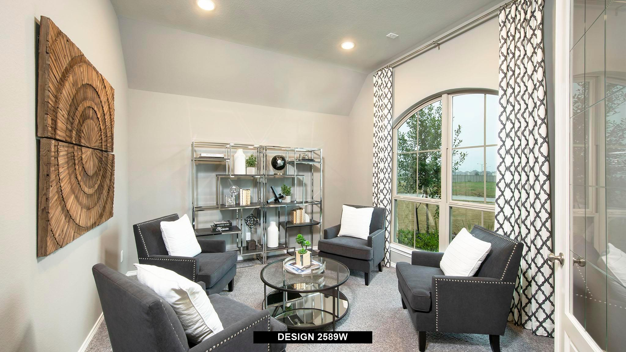 Living Area featured in the 2589W By Perry Homes in San Antonio, TX