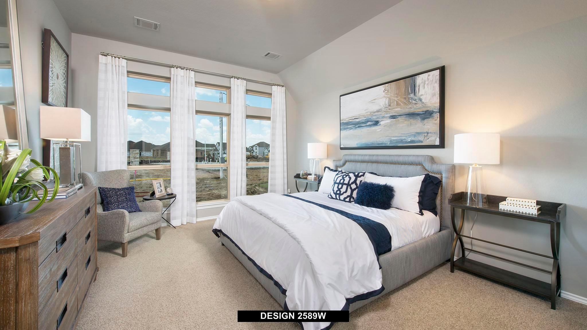 Bedroom featured in the 2589W By Perry Homes in Houston, TX