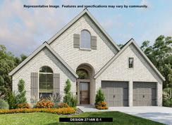 2714W - Copper Bend 50': Cypress, Texas - Perry Homes