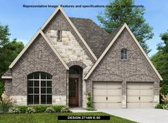 2714W - The Groves 50': Humble, Texas - Perry Homes