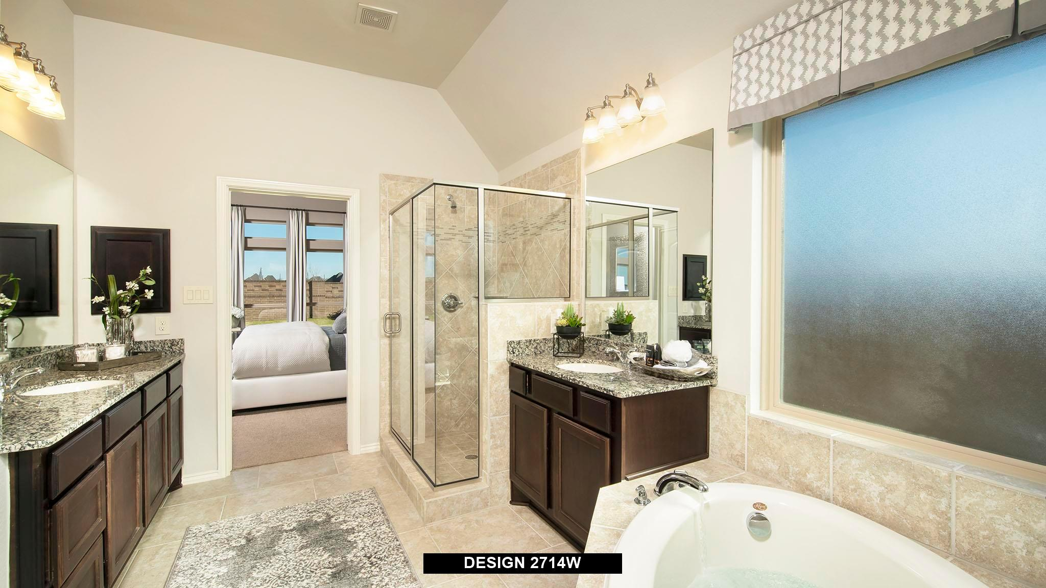 Bathroom featured in the 2714W By Perry Homes in Houston, TX