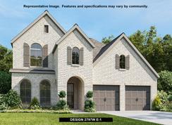 2797W - Jordan Ranch 50': Fulshear, Texas - Perry Homes