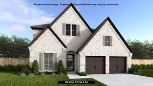 2797W - Sienna 50': Missouri City, Texas - Perry Homes