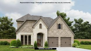2797W - Balmoral 50': Humble, Texas - Perry Homes