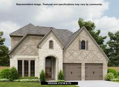 2797W - The Groves 50': Humble, Texas - Perry Homes