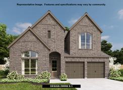 2999W - Fronterra at Westpointe 50': San Antonio, Texas - Perry Homes
