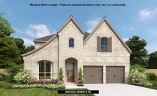 Prairie Oaks 50' by Perry Homes in Dallas Texas