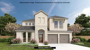 2999W - Stevens Ranch 55': San Antonio, Texas - Perry Homes