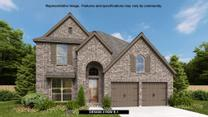 Mustang Lakes 50' by Perry Homes in Dallas Texas
