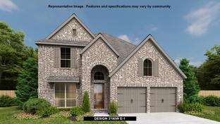 3190W - Cambridge Crossing: Celina, Texas - Perry Homes