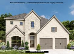 3190W - Pomona 55': Manvel, Texas - Perry Homes