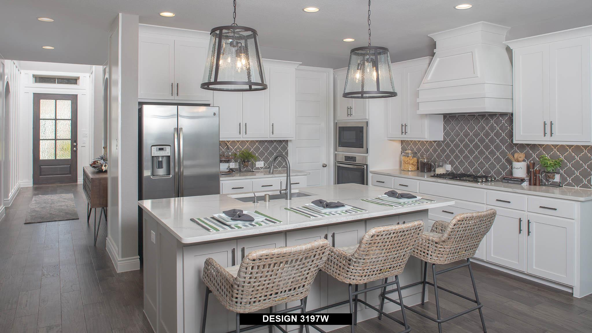 Kitchen featured in the 3197W By Perry Homes in Houston, TX