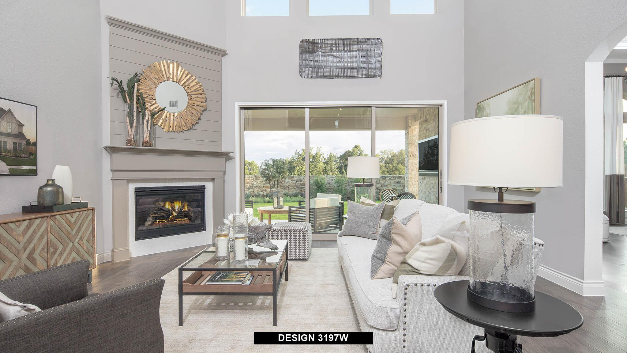 Living Area featured in the 3197W By Perry Homes in Houston, TX