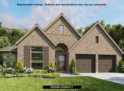 2525W - Pomona 55': Manvel, Texas - Perry Homes