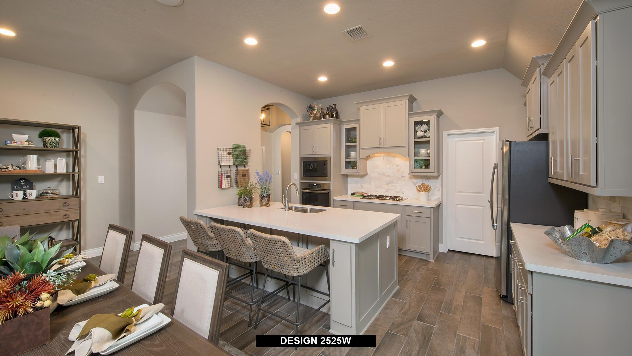 Kitchen featured in the 2525W By Perry Homes in San Antonio, TX