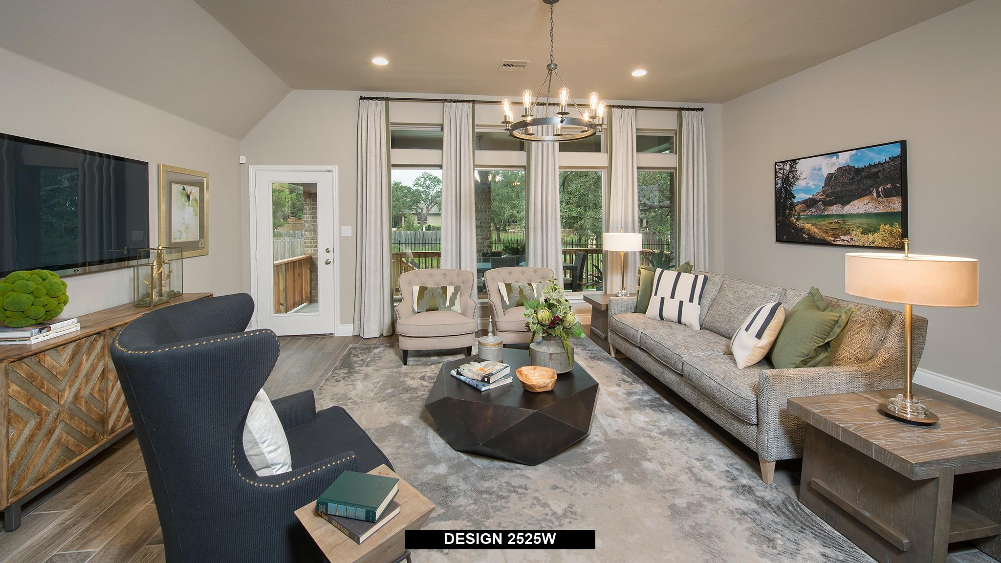 Living Area featured in the 2525W By Perry Homes in San Antonio, TX
